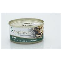 Applaws tonhalas és tengeri algás konzerv macskáknak