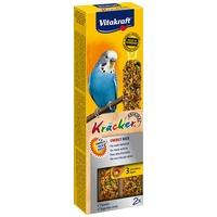 Vitakraft Kracker Energy Kick proteinben gazdag dupla rúd hullámosnak