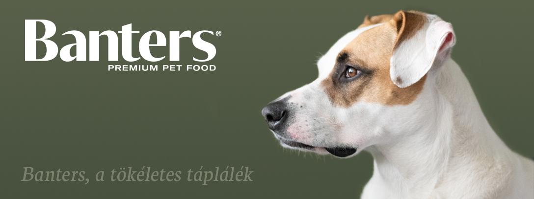 Banters, a tökéletes táplálék