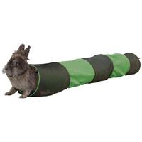Trixie zöld játszó alagút nyulaknak