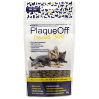 PlaqueOff Animal Dental Bites