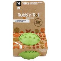 Rubb'n'Dental méreganyagmentes és környezetbarát fogtisztító labda