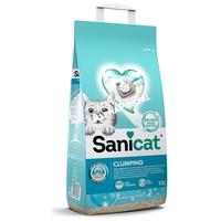 Sanicat Clumping Marseille szappan illatú macskaalom