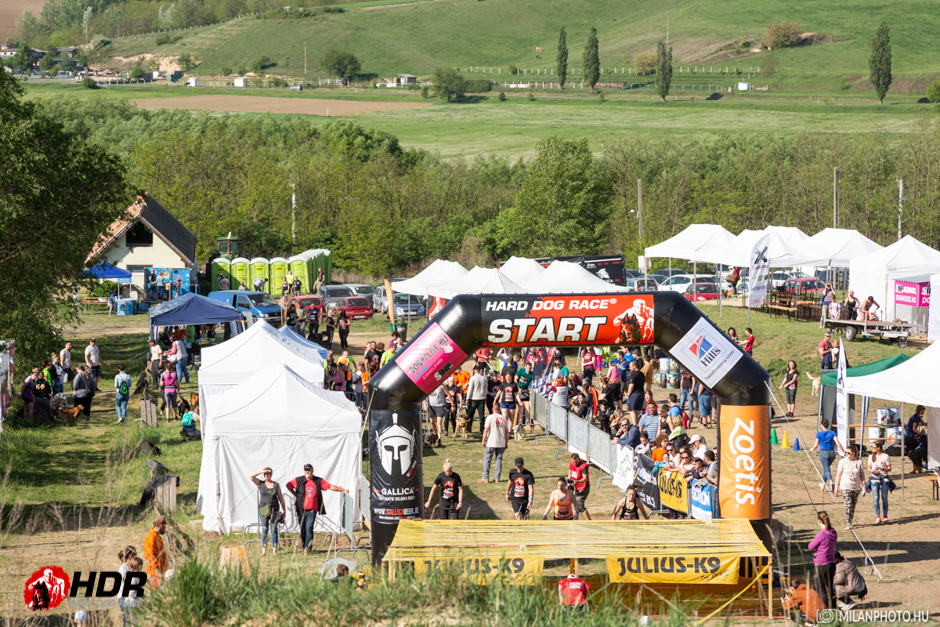 Hard Dog Race verseny 2017