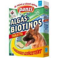 Panzi algás-biotinos tabletta kutyáknak az egészséges szőrzetért