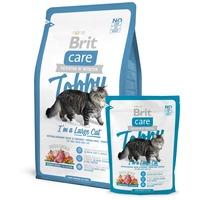 Brit Tobby I'm a Large Cat hipoallergén táp csirke- és kacsahússal nagytestű macskáknak | Gabona- és gluténmentes