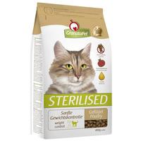 GranataPet Sterilised Poultry száraztáp ivartalanított macskáknak