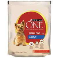 Purina One Mini Adult marhában gazdag kutyatáp
