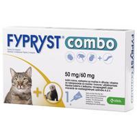 Fypryst Combo spot on macskáknak, vadászgörényeknek | Élősködők elleni védelem