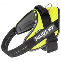 Julius-K9 IDC powAIR légáteresztő, szellőző, nyári hám kutyáknak neonsárga színben