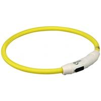 Trixie világítós nyakörv USB töltővel