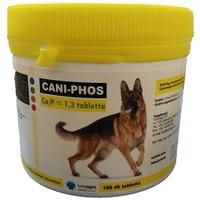 Cani-Phos Ca/P 1,3 étrend kiegészítő tabletta