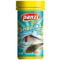 Panzi Spirulina tablettás díszhaleleség