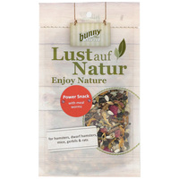 bunnyNature Power Snack with Meal Worms