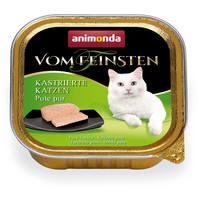 Animonda Vom Feinsten ivartalanított macskáknak – Pulykahúsos eledel