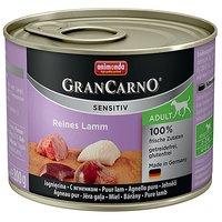 Animonda GranCarno Sensitiv tiszta bárányhúsos konzerv