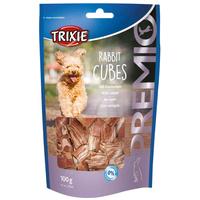 Trixie Premio Rabbit Cubes | Nyúlhusos kockák kutyáknak
