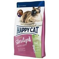 Happy Cat Adult Sterilised Weide-Lamm | Bárányhúsos táp ivartalanított macskáknak