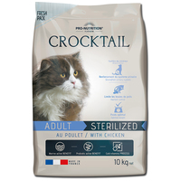 Flatazor Crocktail Sterilised with Chicken
