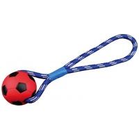 Trixie kötélen függő focilabda