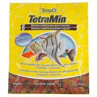 Tetra TetraMin Flakes lemezes díszhaltáp