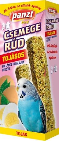Panzi tojásos csemege rúd hullámos papagájok részére