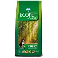 Ecopet Natural Puppy Maxi | Nagytestű kölykökkutyáknak ajánlott táp