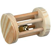 Trixie játék henger fából csengővel rágcsálóknak
