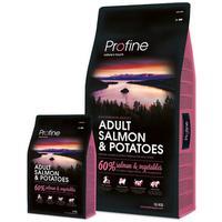 Profine Adult Salmon & Potatoes | Hipoallergén felnőtt kutyatáp lazachússal és burgonyával
