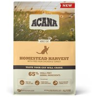 Acana Homestead Harvestbaromfis macskaeledel