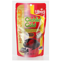 Hikari Cichlid Gold Mini | Úszó pellett eleség kistestű trópusi díszhalaknak