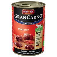 Animonda GranCarno Adult szín marhahúsos konzerv