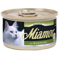 Miamor Cat Paté – Nyúlhúsos konzerv