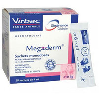 Virbac Megaderm bőr- és szőrkondícionáló készítmény