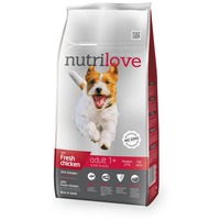 Nutrilove Dog Adult Small Fresh Chicken