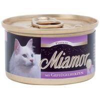 Miamor Cat Paté – Szárnyasszívves konzerv
