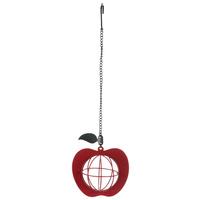 Trixie alma motívumos cinkegolyó etető