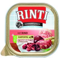 Rinti Kennerfleisch Plus alutálkás eledel marhahússal