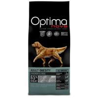 Visán Optimanova Dog Adult Obesity Chicken & Rice táp túlsúlyos kutyáknak csirkével és rizzsel