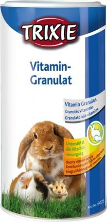Trixie vitamin granulátum nyulaknak, rágcsálóknak