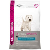 Eukanuba Breed West Highland Terrier szuperprémium fajtatáp