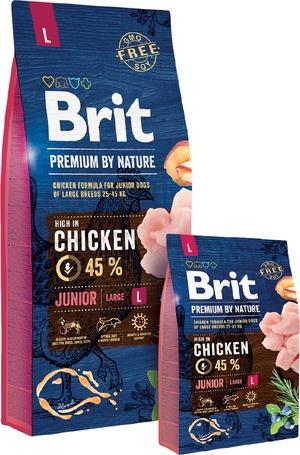 Brit Premium Junior Large Breed | Nagyméretű, junior kutyáknak