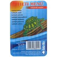 Bio-Lio Heti Menü természetes teknőstáp