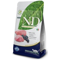 N&D Cat Adult Lamb & Blueberry Grain Free