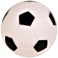Trixie fekete-fehér focilabda gumiból