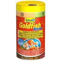 Tetra Goldfish Menü