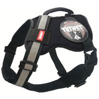 Yutipet RnD párnázott biztonsági kutyahám (Fekete)