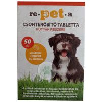 Re-pet-a csonterősítő tabletta kutyáknak