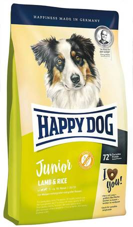 Happy Dog Junior Lamb & Rice