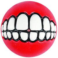 Rogz Grinz jutalomfalattal tölthető vigyori labda